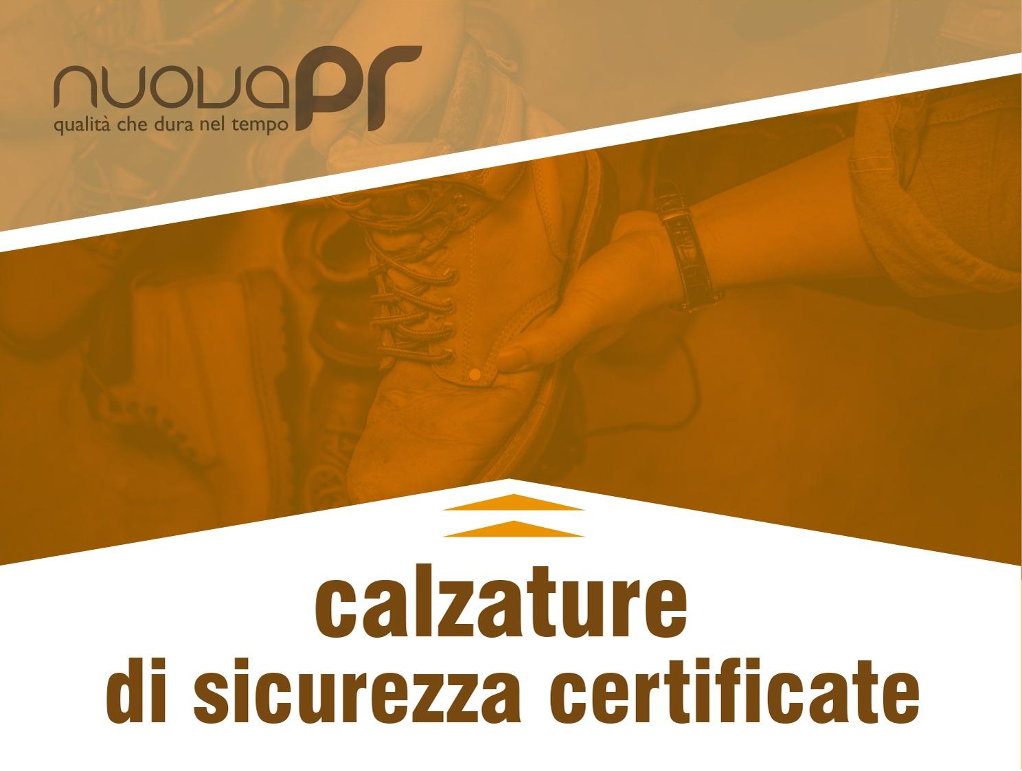 Dispositivi di Protezione Individuale protezione piedi ed arti inferiori